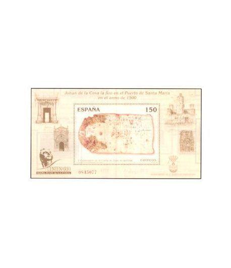 3722 V Centenario de la Carta de Juan de la Cosa  - 2