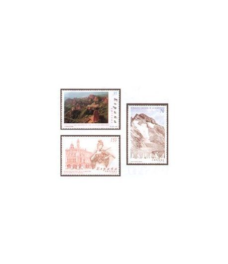 3729/31 Bienes Culturales y Naturales Patrimonio de la Humanidad  - 2