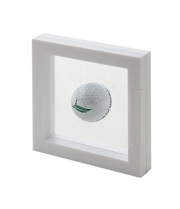 Lindner Marco para objetos NIMBUS ECO 100x100 Blanco  - 1