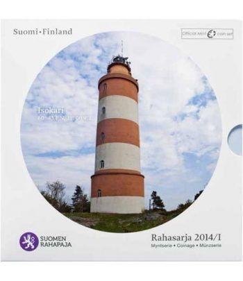 Cartera oficial euroset Finlandia 2014. Faro.  - 4