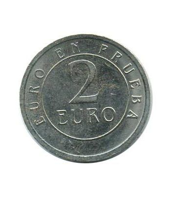 Euro prueba Churrriana 2 euros 1998.  - 1