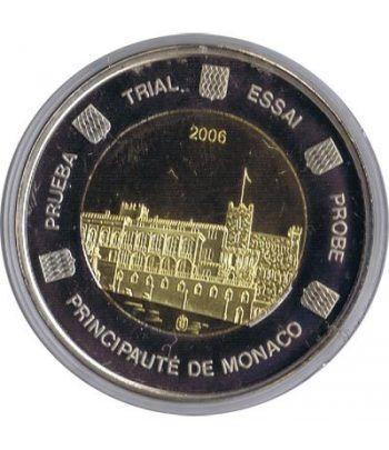 Euro prueba Monaco 2 euros 2006.  - 1