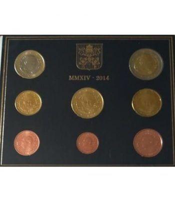 Cartera oficial euroset Vaticano 2014 Papa Francisco I.  - 2