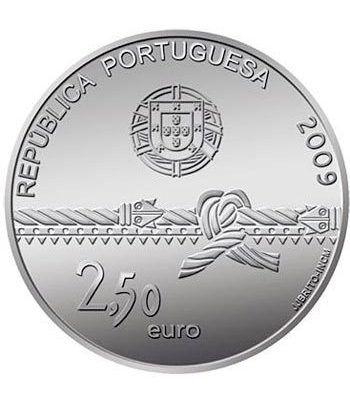 Portugal 2.5 Euros 2009 UNESCO. Torre de Belén.  - 1