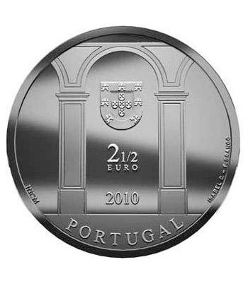 Portugal 2.5 Euros 2010 Terreiro do Paço.  - 1