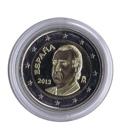 monedas euro serie España 2013 (moneda de 2 euros) Proof.  - 2