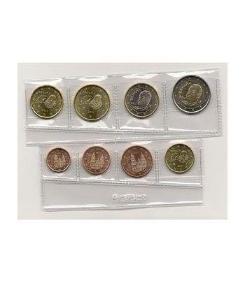 monedas euro serie España 2014  - 2