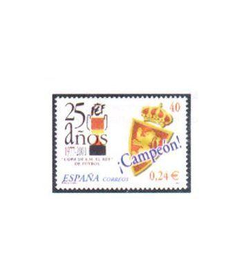 3805 25 años de la Copa de S.M. el Rey de Fútbol  - 2