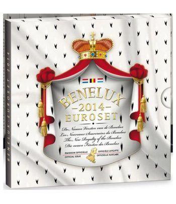Cartera oficial euroset Benelux 2014  - 1