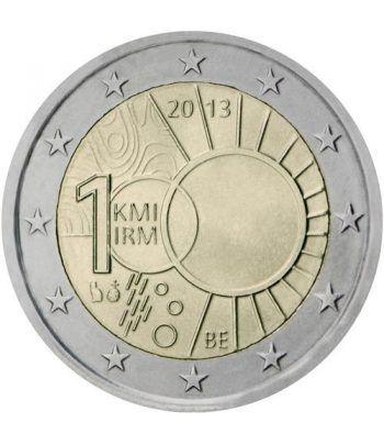 moneda conmemorativa 2 euros Belgica 2013.  - 2