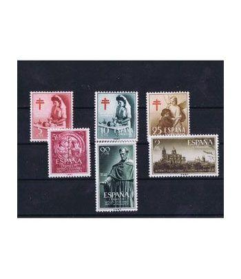 Sellos de España año 1953 COMPLETO  - 1