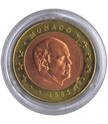 Euro prueba Monaco 2 euros 2005 Alberto II .  - 1