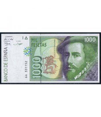 (1992/10/12) 1000 Pesetas. SC. Pareja.  - 4