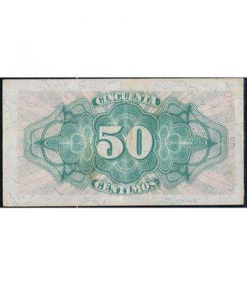 (1937) Republica Española 50 Céntimos. EBC.  - 2