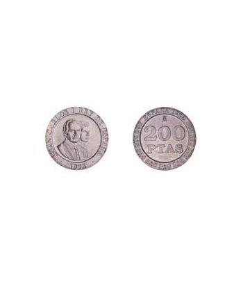 200 Pesetas. (1999) Madrid SC  - 2