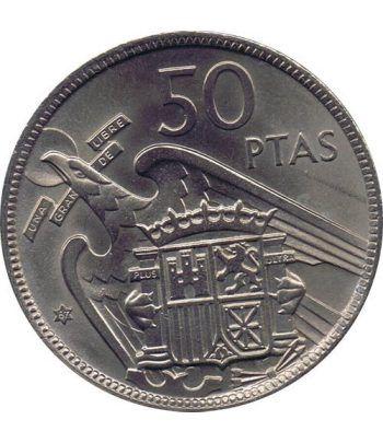 Moneda de España 50 Pesetas 1957 *19-67 Madrid SC  - 1