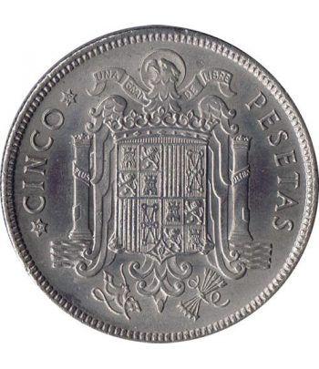 5 pesetas 1949 *19-50 Madrid. SC.  - 4
