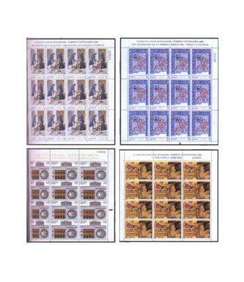 Minipliego 13/16 Centenarios 1990  - 2