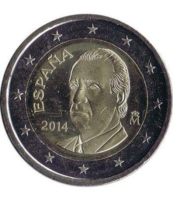 monedas euro serie España 2014 (moneda de 2 euros).  - 2