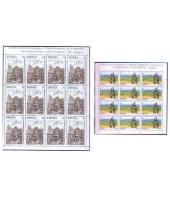 Minipliego 48/49 Patrimonio 1995  - 2