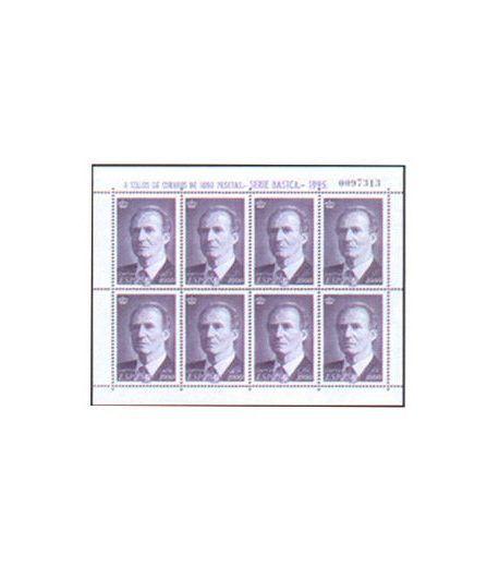Minipliego 50 Básica 1995. 1000 pesetas.  - 2