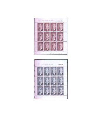Minipliego 54/55 Básica 1996. 300 y 500 pesetas.  - 2