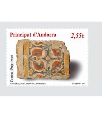 385 Patrimonio Cultural. Piedra Sant Esteve.  - 2