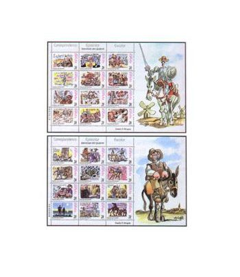 Minipliego 61A/B Epistolar 1998  - 2