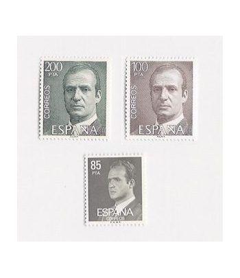 1988 Serie de 85-100-200 ptas.  - 2