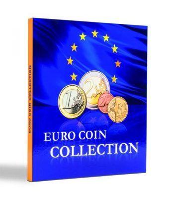 LEUCHTTURM PRESSO Euro Coin Collection (carpeta 25 países) Album Monedas Euro - 6