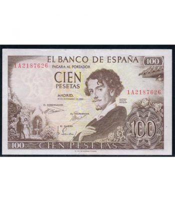 (1965/11/19) Madrid. 100 Pesetas. EBC  - 1