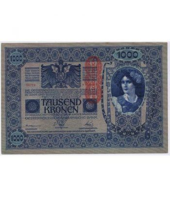 Austria 1000 Coronas 1902. Tausend Kronen 1902. EBC.  - 1