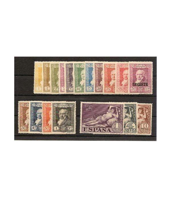 0499/516 Goya  - 2