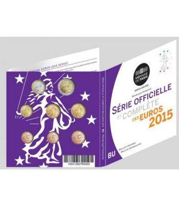 Cartera oficial euroset Francia 2015  - 1