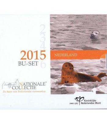Cartera oficial euroset Holanda 2015.  - 1