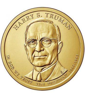 E.E.U.U. 1$ (2015) 33º Presidencial Harry S. Truman (2cecas)  - 2
