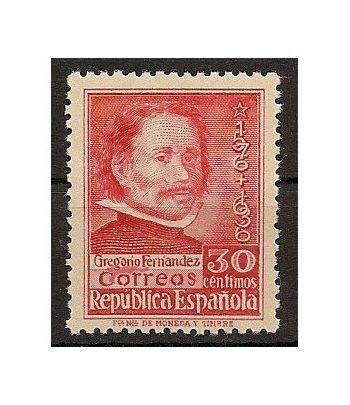 0726 Gregorio Fernandez.  - 2