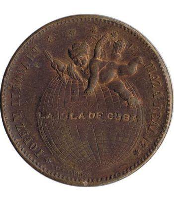 Medalla Joyeria Plateria La isla de Cuba  - 1