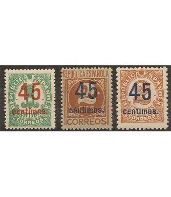 0742/44 Cifras  - 2