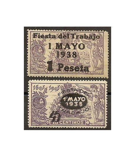0761/62 Fiesta Trabajo  - 2