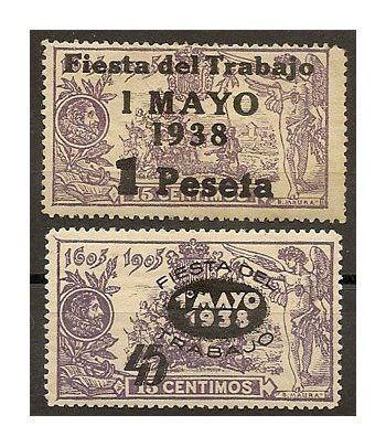 image: Minipliego 51/53 Patrimonio 1996