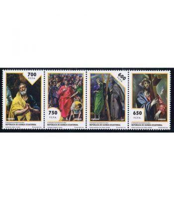 498/501. IV Centenario Fallecimiento El Greco  - 2