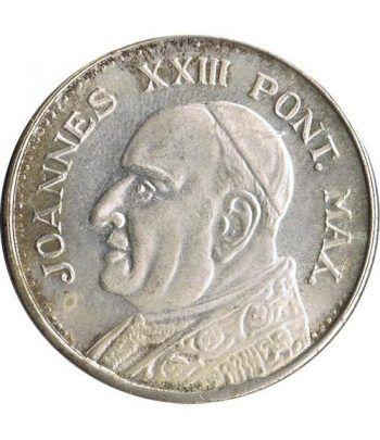 Medalla Papa Juan XXIII Pontifice Maximo. Pax.  - 1