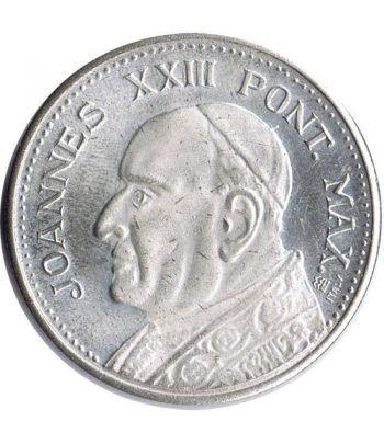 Medalla Papa Juan XXIII Pontifice Maximo. Piedad.  - 1