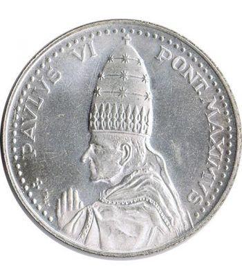 Medalla Papa Pablo VI Pontifice Maximo. Año Santo 1975.  - 1