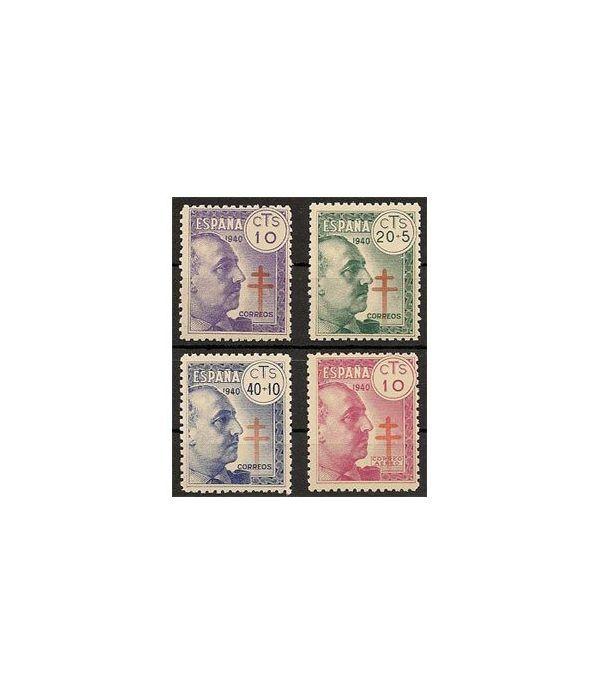 0936/39 Pro Tuberculosos  - 2