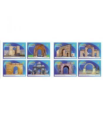 4763/70 Carnet Arcos y Puertas Monumentales 2013  - 2