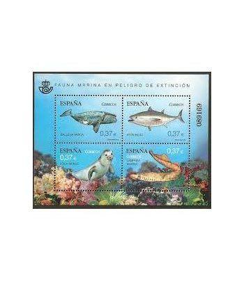 4799 HB Fauna marina peligro extinción.  - 2