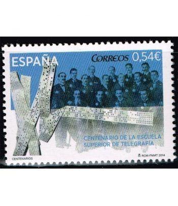 4866 Centenario Escuela Superior de Telegrafía  - 2