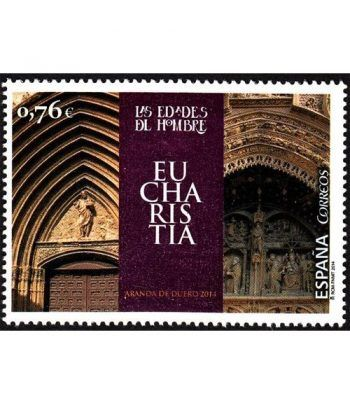 4887 Las Edades del Hombre 2014. Eucharistia  - 2